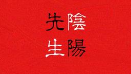 """Image of """"陰陽先生 (Yīnyáng Xiānshēng)"""""""