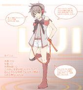 Illu Yuukari Vocaloid Lui