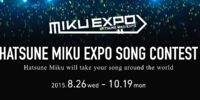 HATSUNE MIKU EXPO SONG CONTEST