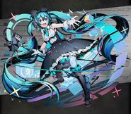 2123 Mirai Diva Hatsune Miku
