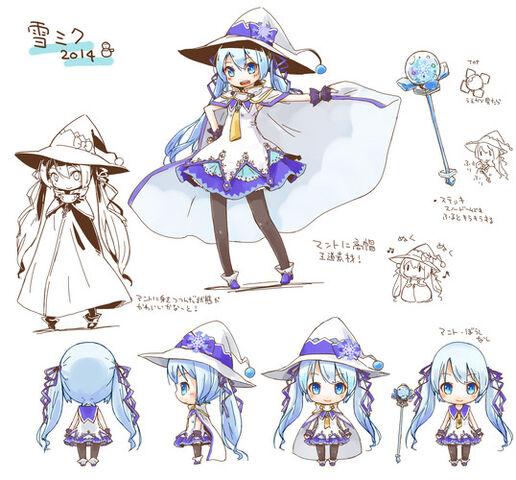 File:Snow Miku 2014 Concept.jpg