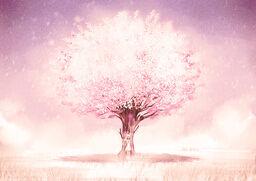 "Image of ""死桜 (Shizakura)"""