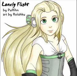 Lonely Flight Miriam