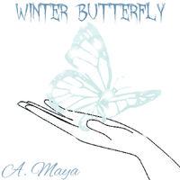 Winter Butterfly by A. Maya