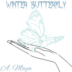 Winter Butterfly by A. Maya
