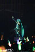 HATSUNE MIKU EXPO Japan Tour Himitsu Keisatsu