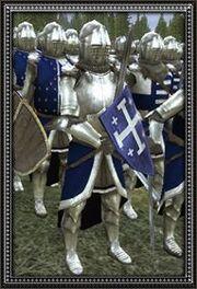 Noble swordsmen info