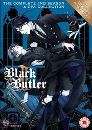 Black Butler II DVD Cover