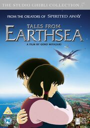 Tales From Earthsea DVD Cover