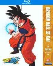Dragon Ball Z Kai DVD Cover
