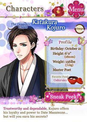 Kojuro SLB Profile