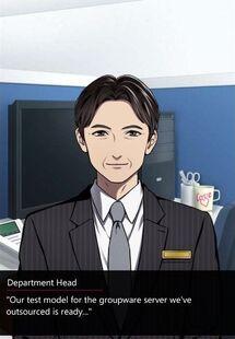 Department Head (LUTT)