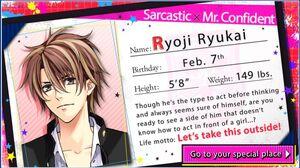 Ryoji Ryukai - Profile