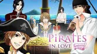 Pirates in Love Captain's Cut - OP