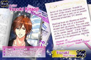 Yuzuki Kitaoji - Profile