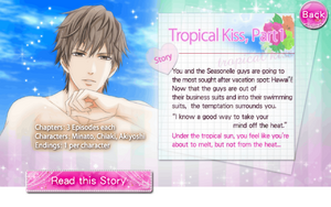 Tropical Kiss Part1 Infobox