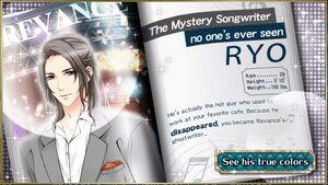 Ryo Chibana - Profile