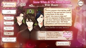 Snow White and the Seven Beasts -Wild Beasts- info