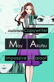 May Akutsu - Profile