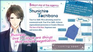 Shunichiro Tachibana - Profile
