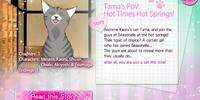 Tama's PoV: Hot Times Hot Springs