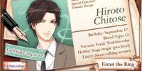 Hiroto Chitose