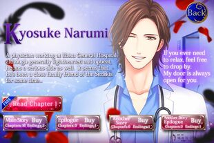 Kyosuke Narumi - Who He Is