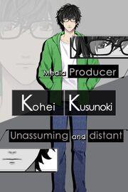 Kohei Kusunoki - Profile