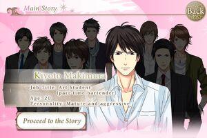 Kiyoto Makimura - Profile
