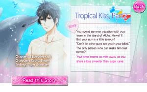 Tropical Kiss, Part 2 infobox