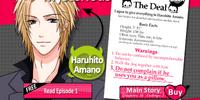 Haruhito Amano