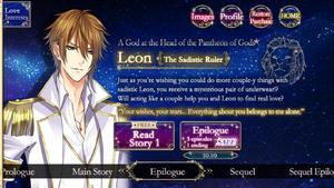 Leon - Sales