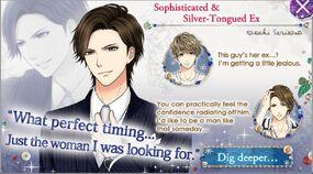 Kazuki Serizawa character description (2)