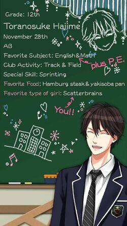 Toranosuke Hajime - School Secrets (1)