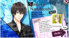 Sakuya Nanahoshi character description (1)