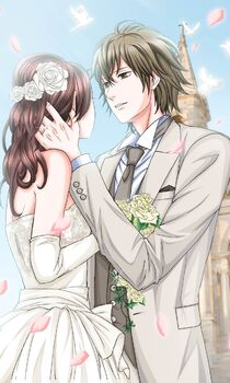 Mizuki Fujisaki - Wedding (4)