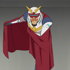 Is that one of Zarkon's old capes...?