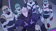 S2E03.218. It's another of Zarkon's robots - beasts - robeasts