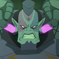 What do you get when you cross an orc, Doc Ock, and Mr. T…? This guy.
