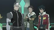 Shiro, Keith and Lance