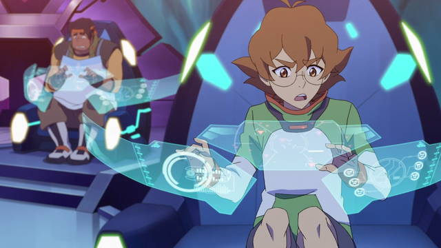 File:S2E05.163. Pidge and Hunk at their stations.png