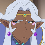 Allura is Puzzled