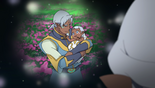 298. Alfor's memories - Alfor with baby Allura