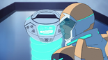 S2E04.6. Hunk not impressed with that ancient pun