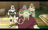 Shiro, Lance, Keith, Hunk and Lubos