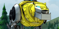 Yellow Lion (Voltron Force)