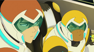 S2E11.97. Hunk has a glint in his suspicious eye