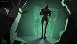 Galra Prisoners and Galra Robot Guards