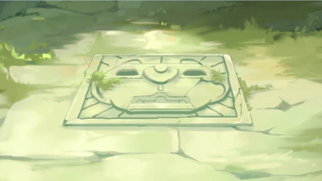 File:141. Green Lion aztec plaque.png