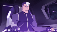 S2E07.255. Shiro looks absurdly happy at Black's resue